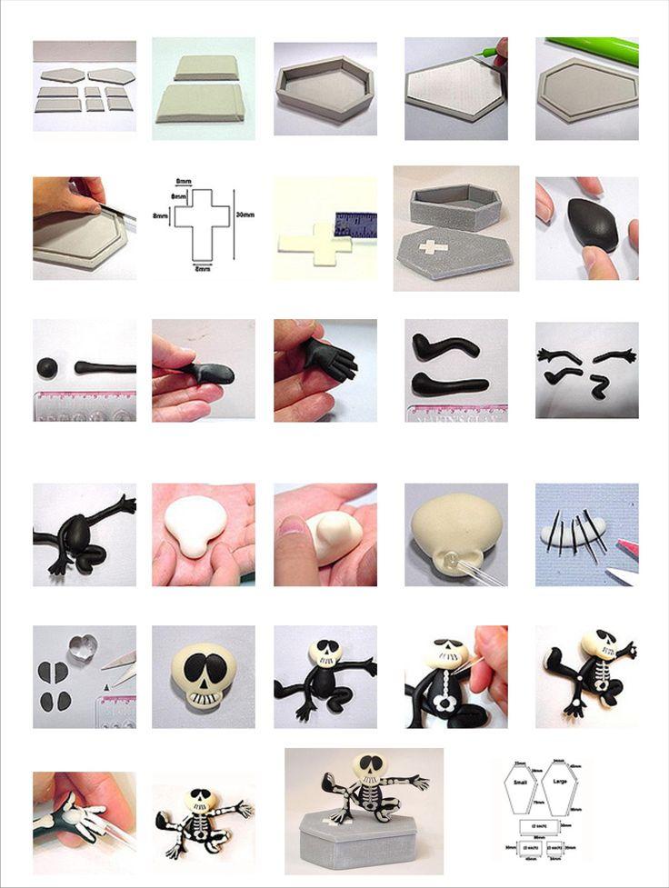 porcelana fria polymer clay masa flexible pasta francesa fimo fondant figurine modelado modelling
