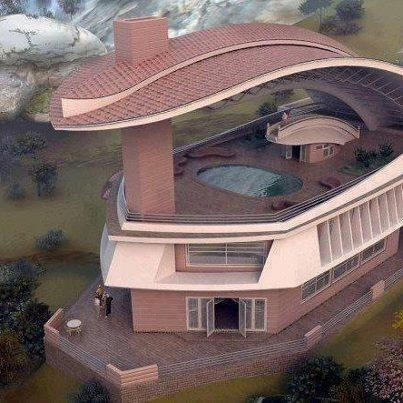 17 best images about unique architectural designs on for Cool modern house ideas