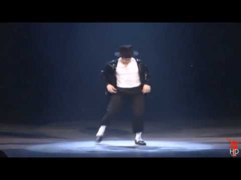 Moonwalk - Michael Jackson - Billie Jean - The First Moonwalk King Of Pop - YouTube