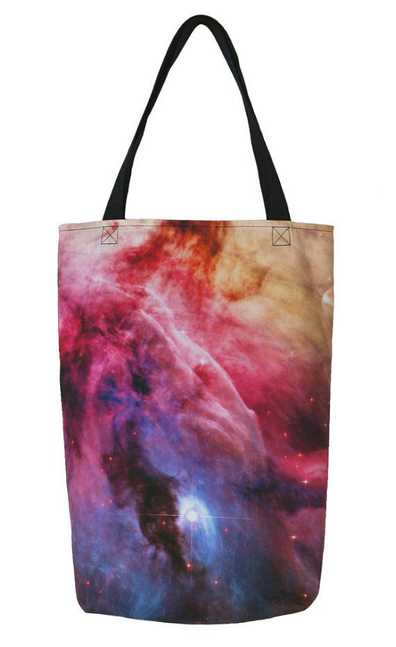 Cheap Free Shipping Reliable Cheap Price Statement Bag - nebula art by VIDA VIDA Get Online 6sl3UbS