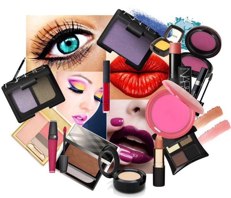 Allerlei soorten make-up.