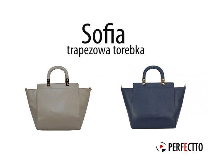 Wczoraj prezentowaliśmy trapezowe #torebki jednej znanej światowej marki. Ale w Perfectto też dostaniecie trapezową torebkę! :) SOFIA: http://www.perfectto.eu/sofia-elegancka-torebka-do-reki jest dostępna w 2 kolorach.