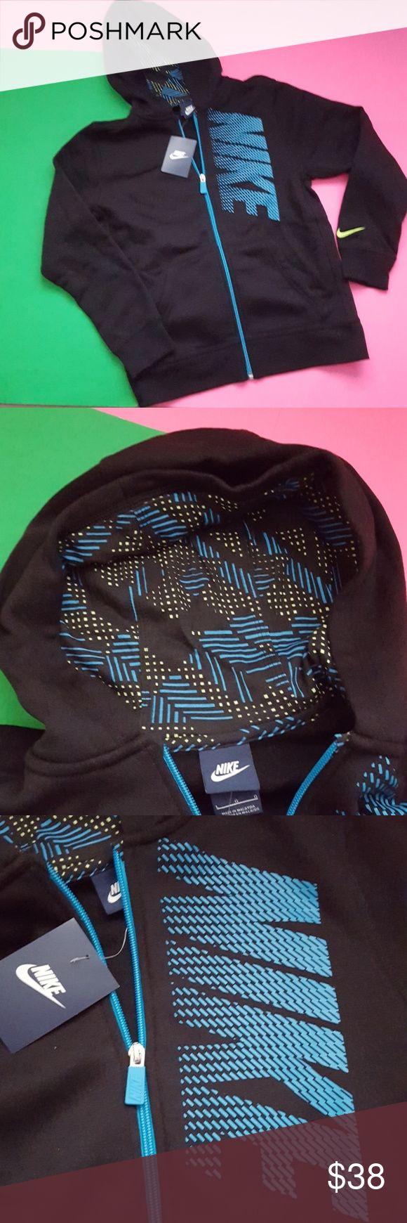 Nike Fleece Hoodie for Boys Brand new. Nike Shirts & Tops Sweatshirts & Hoodies