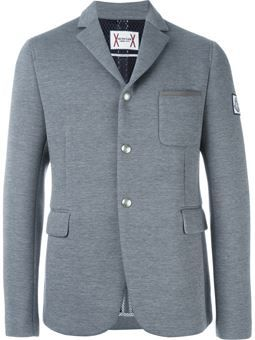 three button blazer