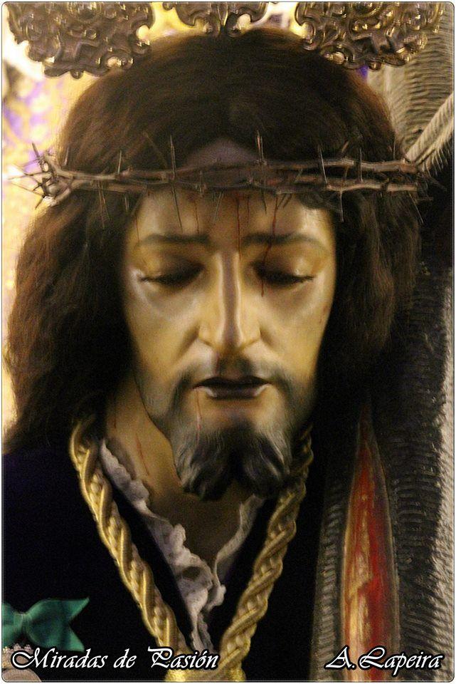 """Nuestro Padre Jesús Nazareno """"El Pobre"""" #velezcofrade"""