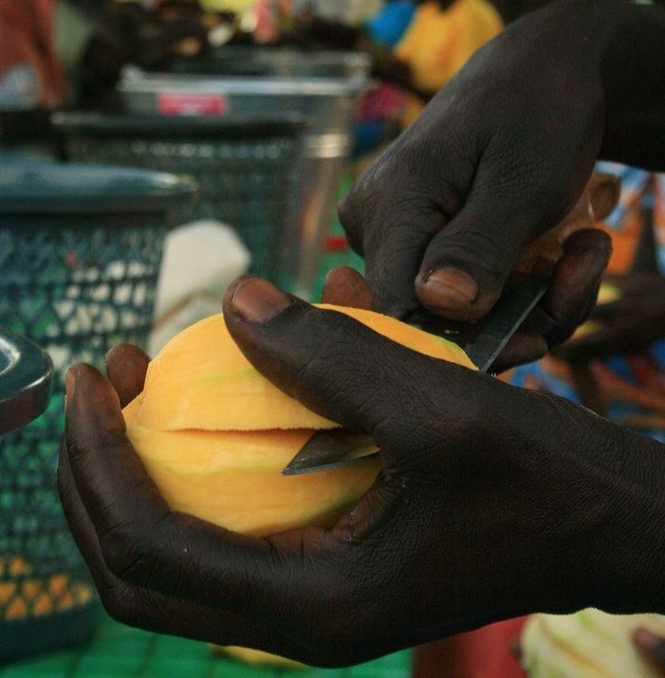 Susime mango v Juznom Sudane