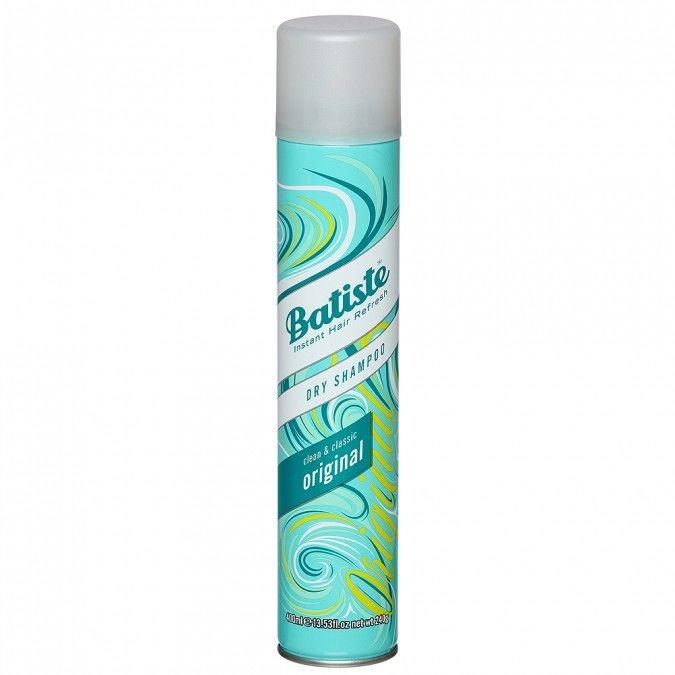 Get to grips with Batiste Original. Adored by innovators and originators, it's the classic dry shampoo fragrance that gives you hair that smells as good as it looks. Make everyday your runway with Batiste!