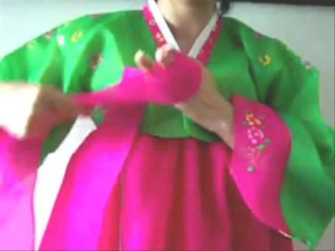 Dressed up Dreams: Hanbok Project Part III: Making the Goreum