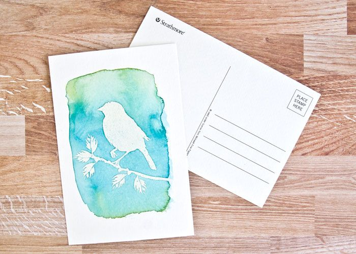 Making an art postcard to send someone is a beautiful way to show them that you…