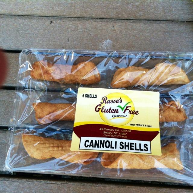 Gluten free cannoli shells! Good find! | Gluten Free | Pinterest ...