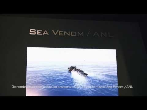 Sea Venom / ANL missile: The next generation multi-role Surface Attack Weapon - YouTube
