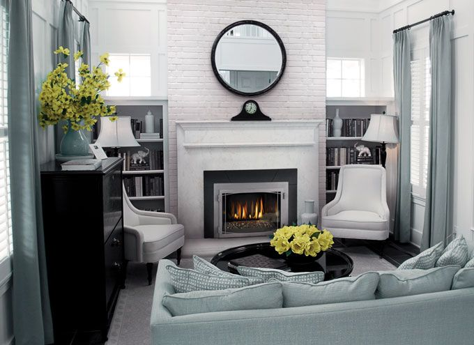 Refresh Your Fireplace Mantel In Ten Easy Steps