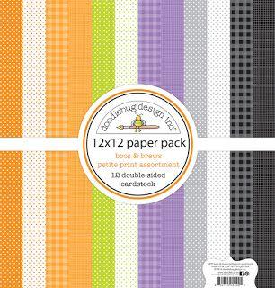 Doodlebug Design Inc Blog: Introducing Doodlebug's Summer Release + Giveaway