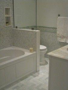 Interior Design Projects for Bathrooms New York | Susan Marocco Interior Designer Westchester New York