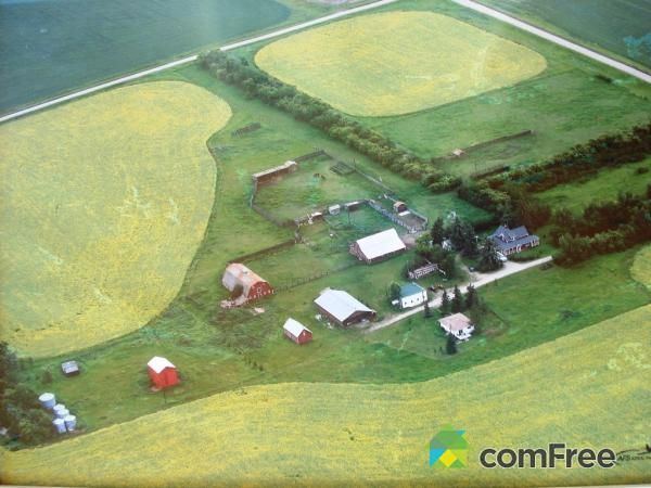 Acreage / Hobby Farm / Ranch for sale in Didsbury, 31364, Rge Rd 280A | ComFree | 518693
