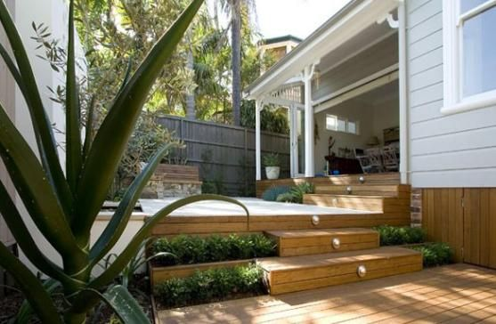 Timber Decking Ideas by Renovative