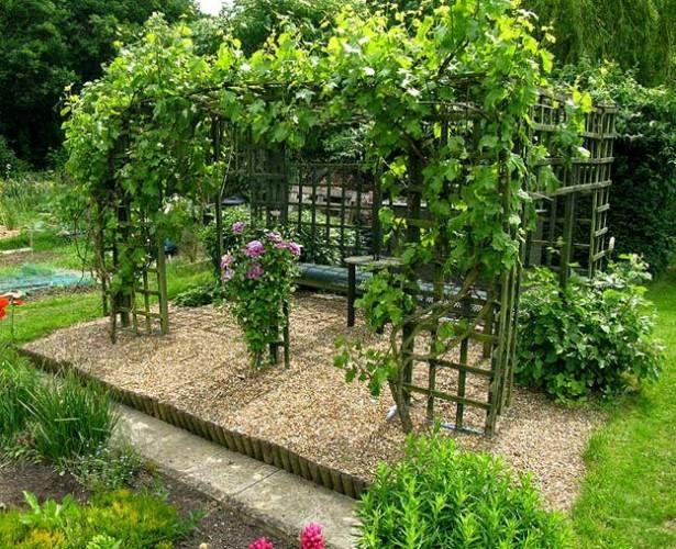 Красивые сады дачников фото