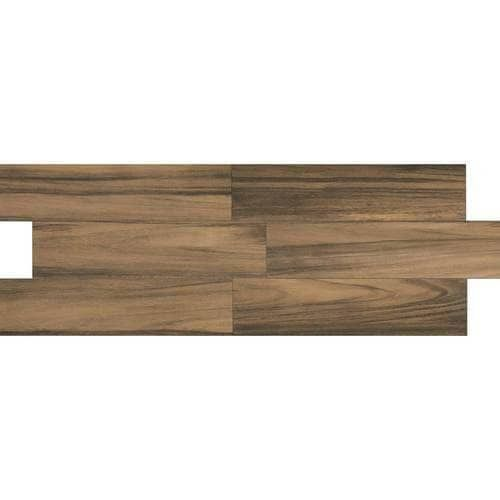 "Daltile AV936P Acacia Valley - 35-1/4"" x 8-7/8"" Rectangle Multi-Surface Tile - L (ASH (Grey))"