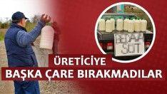 Süt üreticileri isyanda!