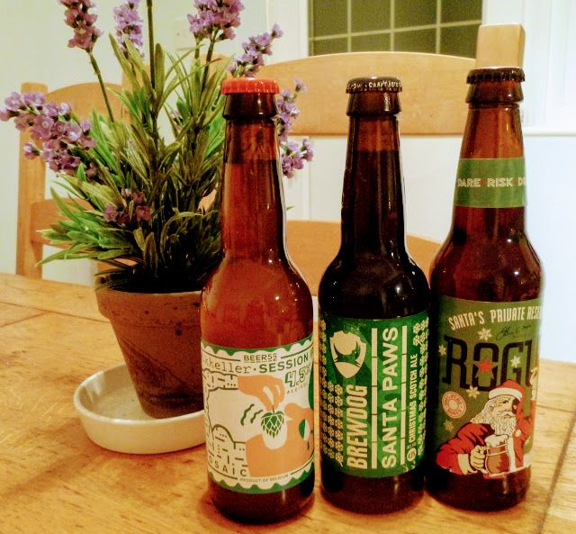 Reviewing a beer subscription gift box from Beer52, includes a ...