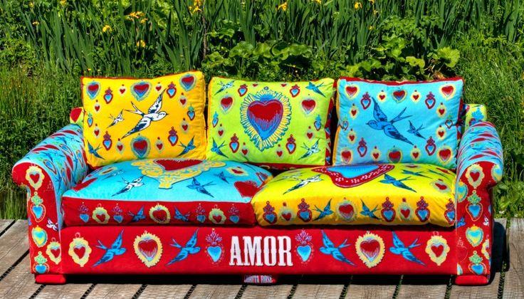 Φενγκ Σούι: Βάλτε τα Χρώματα της Αισιοδοξίας στο Σπίτι σας και Ανεβάστε τη Διάθεσή σας!