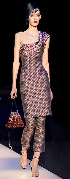Armani Privé Couture, Spring 2013