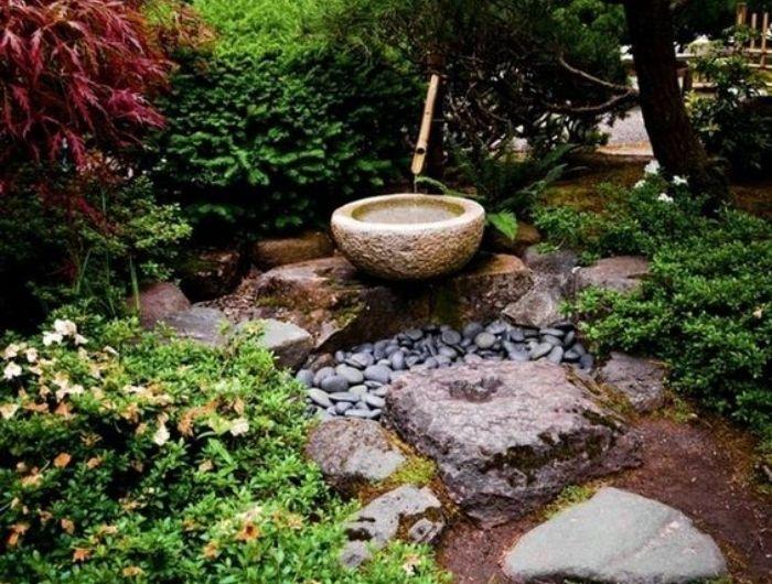 1001 conseils et ides pour amnager un jardin zen japonais petit bassin - Petit Bassin Jardin Japonais
