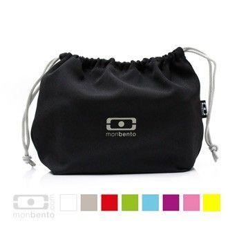 ...e perchè no, pure il sacchettino per portarmi la schiscetta al lavoro! Bag for monbento™ Original colors. Euro 7