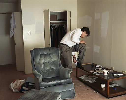 JEFF WALL - 1998, Image Polishing