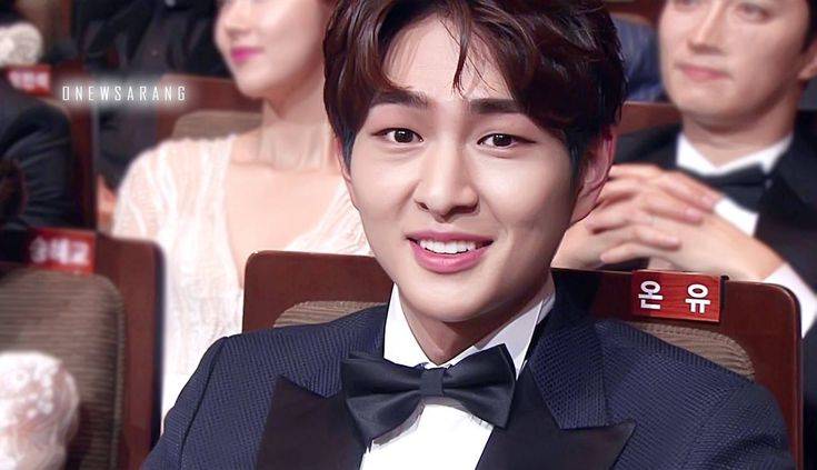 Jinki from the KBS Drama Awards on New Years Eve