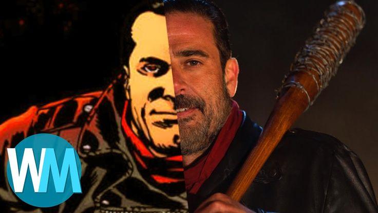 Walking Dead's Negan: Comic Book Origins