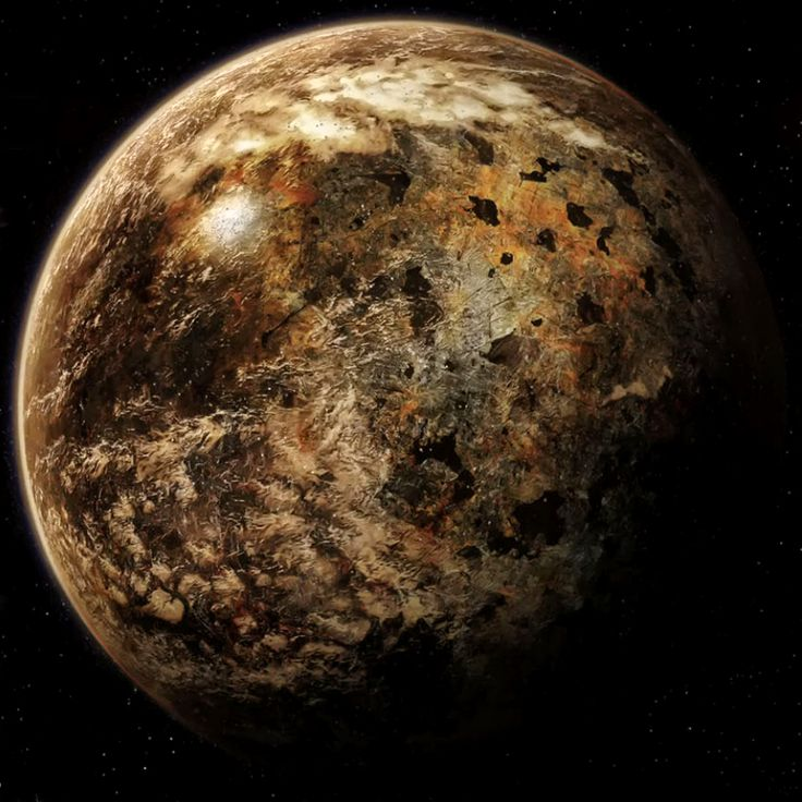 planets and moons in star wars - photo #4