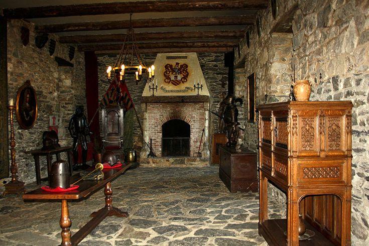 Замок Reinhardstein