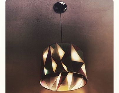 """Check out new work on my @Behance portfolio: """"Pendant lamp 1st attempt"""" http://be.net/gallery/33128637/Pendant-lamp-1st-attempt"""