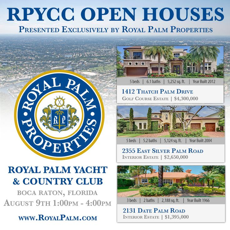 69 Best Royal Palm Yacht Country Club Homes For Sale