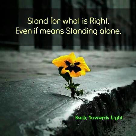 Image result for take a stand photo