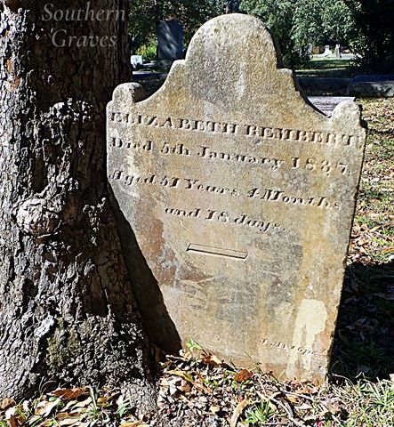 Southern Graves: J is for James B. Artope: Marble Cutter & Stone Mason