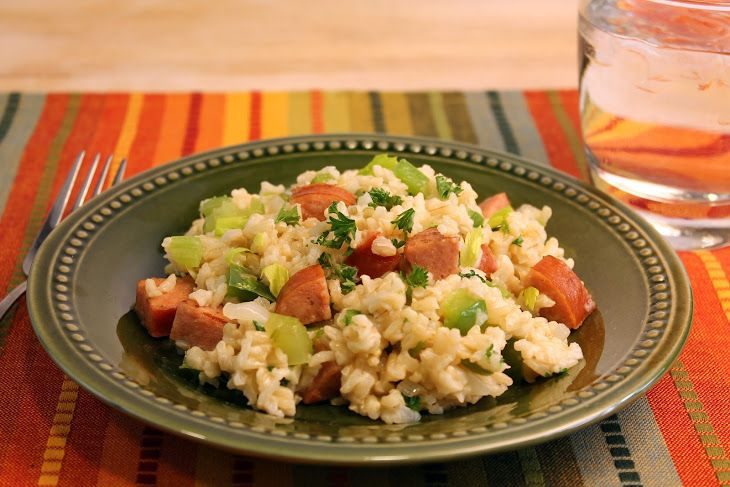 Dirty Rice With Beans And Andouille Sausage Recipes — Dishmaps