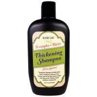Madre Labs, Thickening B-Complex + Biotin Shampoo, No Sulfates, Citrus Squeeze, 14 fl oz (414 ml)