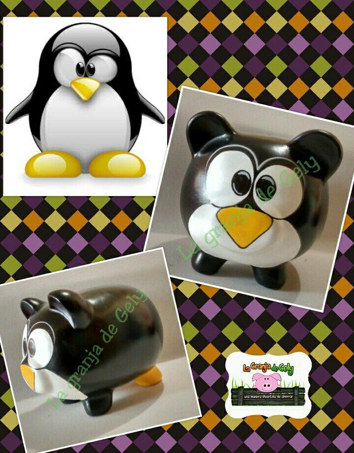 Pingüino                                                                                                                                                                                 Más