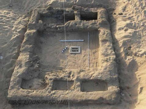 Egyiptomi régészeti felfedezés | Fotó: © Egyiptomi Műemlékvédelmi Minisztérium - PROAKTIVdirekt Életmód magazin és hírek - proaktivdirekt.com