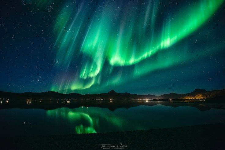 Aurora Surprise by Tor-Ivar Næss on 500px