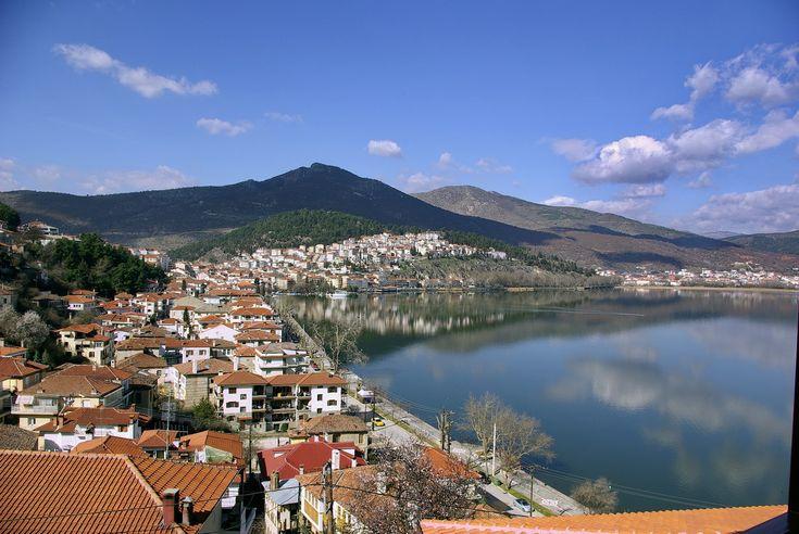 Kastoria City & its Lake, Epirus