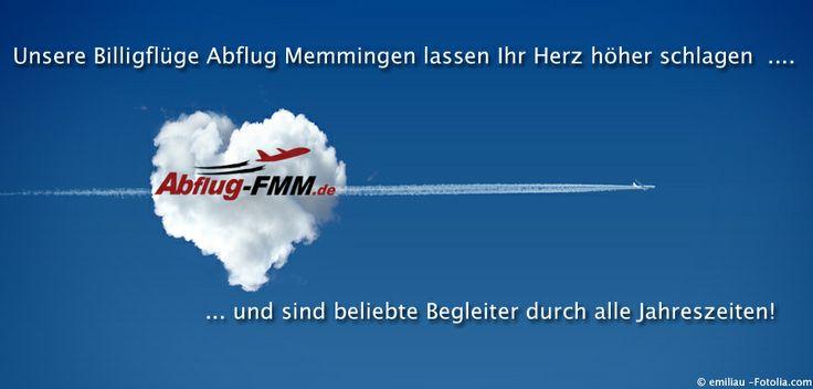 Nur Flug buchen ab dem Memminger Airport
