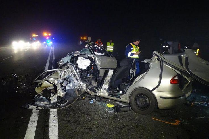 Halálos baleset: egy 45 éves férfi vesztette életét | BAON