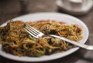 Easy Pork Chow Mein
