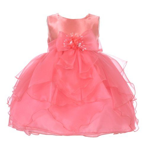 10 best Coral Baby Dresses images on Pinterest
