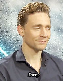 Sorry (not sorry). (In any case, it's another HiddlesSorry.)