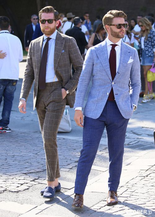 Men's Suits Inspiration | MenStyle1- Men's Style Blog