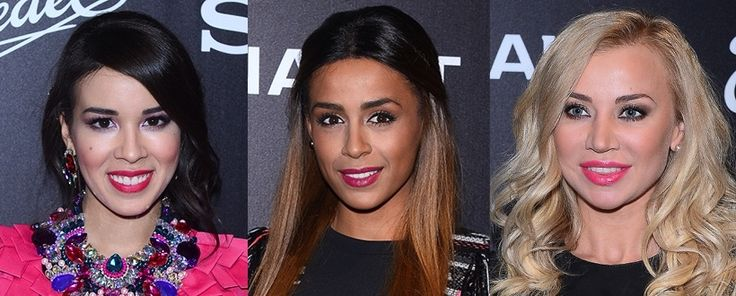 Trend - różowe usta! Macademian Girl, Aleksandra Szwed, Lidia Kopania.